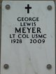 George Lewis Meyer