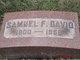 Samuel F David