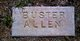 Profile photo:  Buster Allen