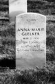 Profile photo:  Anna Marie Guelker