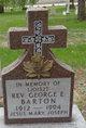 Profile photo: Rev George E Barton