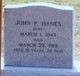 John Phillip Hanes