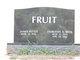 Profile photo:  Dorothy <I>Beck</I> Fruit