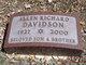 Allen Richard Davidson
