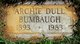 Archie Dull Bumbaugh