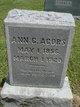 Profile photo:  Ann C. Acors