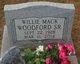 Profile photo:  Willie Mack Woodford, Sr
