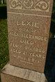 Lexie Alexander