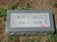 Ann C. Bell