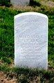Mildred E <I>Jones</I> Clark