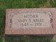 Mary <I>Stratton</I> Abley