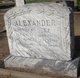 T F Alexander