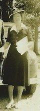 Mary Axie <I>Balliew</I> Barnes Thompson