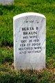 Profile photo:  Berta <I>Brewer</I> Braun