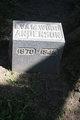 Eva May <I>Wood</I> Anderson