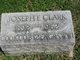 Pvt Joseph F Clark