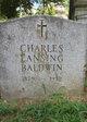 Profile photo:  Charles Lansing Baldwin
