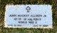 John Mackey Allison, Jr