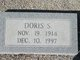 Doris <I>Smith</I> Roberts