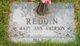 Mary Ann <I>Amerson</I> Reddin