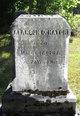 Profile photo:  Alanson D. Hatch