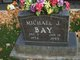 Profile photo:  Michael J Bay