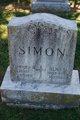 Profile photo:  Alma D. Simon