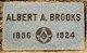 Profile photo:  Albert A. Brooks