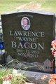 "Lawrence ""Wayne"" Bacon"