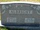 Ida M <I>Markline</I> Albright