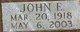 John E. Hume