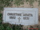 Profile photo:  Christine <I>Costa</I> Arata