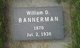 William D. Bannerman