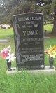 Archie Howard York