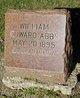 Willam Edward Abbs