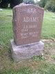 Profile photo:  Mary Rachel <I>Luman</I> Adams