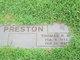 Thomas R Preston, III