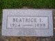 Beatrice Idele <I>Meyers</I> Alexander