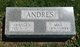 Profile photo:  Frances Ellen <I>Young</I> Andres