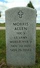 Profile photo:  Morris Allen