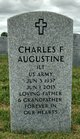 """Charles Fred """"Chuck"""" Augustine"""