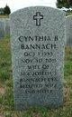 Profile photo:  Cynthia Beth <I>Rebernick</I> Bannach