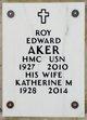 "Katherine Mae ""Kathy"" <I>Lee</I> Aker"