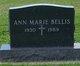 Ann Marie Bellis