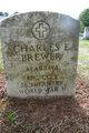 Profile photo: PFC Charles E. Brewer