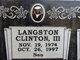 Langston Clinton Jackson, III
