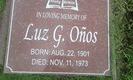 Luz G Onos