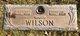 Vestus Clay Wilson