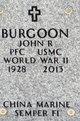 John R. Burgoon