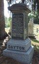 Profile photo:  (illegible) Carr Dayton